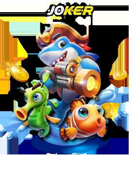 Fishing Game Joker Fish